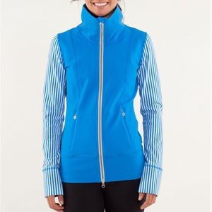 Lululemon Daily Yoga Jacket Sz 4